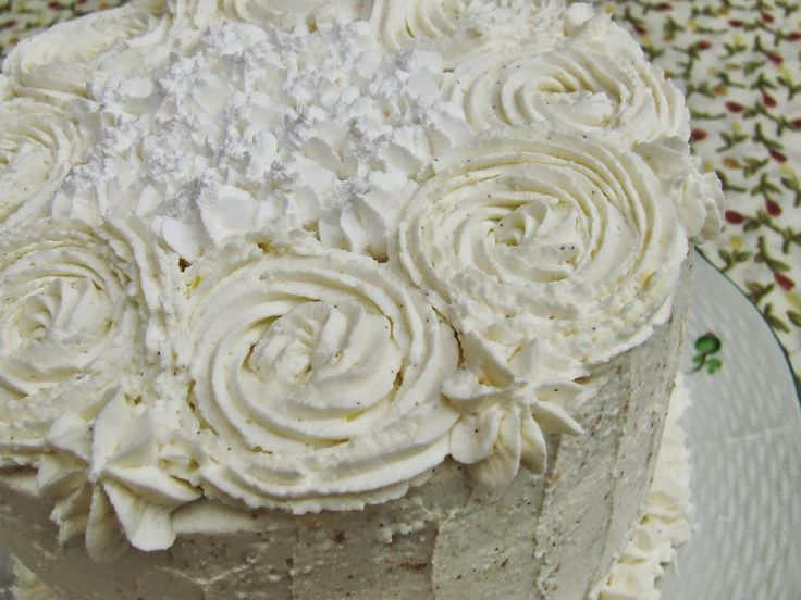 Túrókrém torta