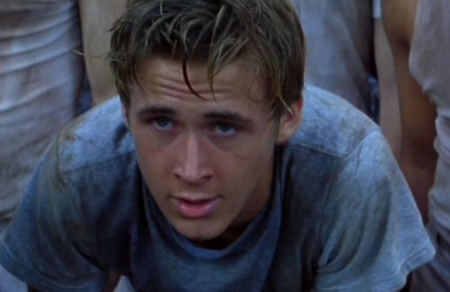 Ryan Gosling was so cute in Remember the Titans