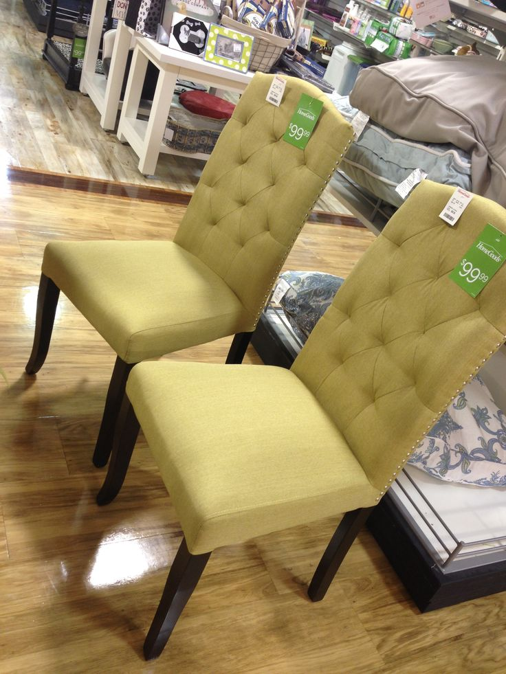 Home Goods $99 Each @Rod McLaren Black We Should Check Here For Dining  Chairs!