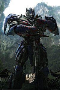 Transformers 4 Optimus Teaser Maxi Poster 61x91.5cm: Amazon.co.uk: Kitchen & Home