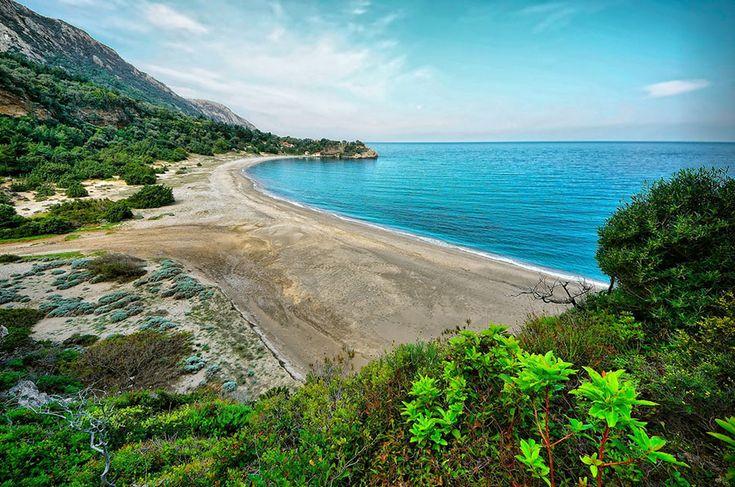 Σάμος - Μεγάλο Σεϊτάνι (Samos - Megalo Seitani)