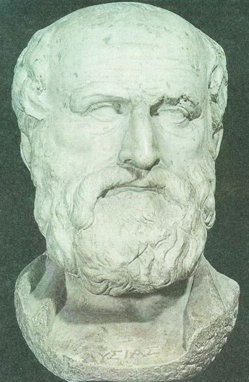 Λυσίας, ένας από τους σημαντικότερους ρήτορες της αρχαιότητας (450-371 π.Χ.)