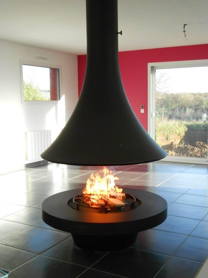 29 Best Bordelet Suspended Fireplaces Images On Pinterest