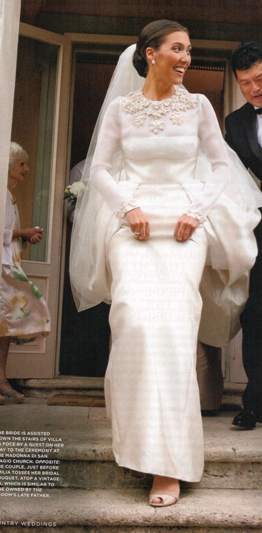 Weddings Emilia Wickstead The Modern Duchess