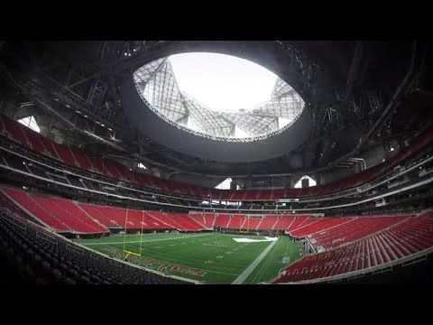 Atlanta Falcons hope new stadium can boost surrounding community