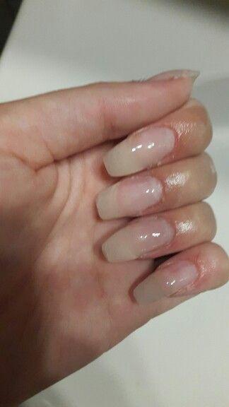 Natural gelnails
