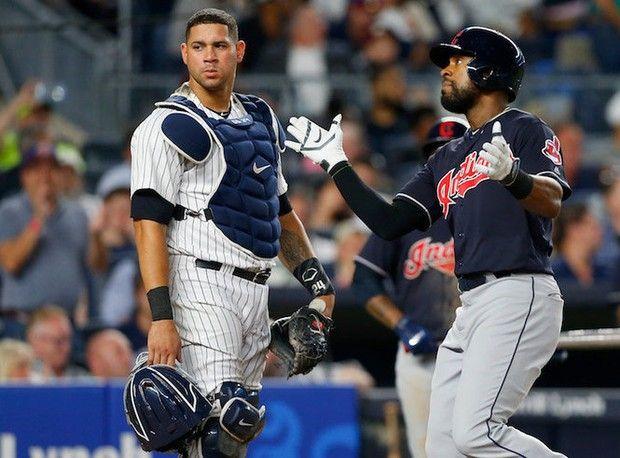 Wild pitch contributes to Yankees demise; Gary Sanchez at fault again? - NJ.com