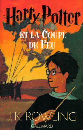 Harry Potter 4 Coupe de feu