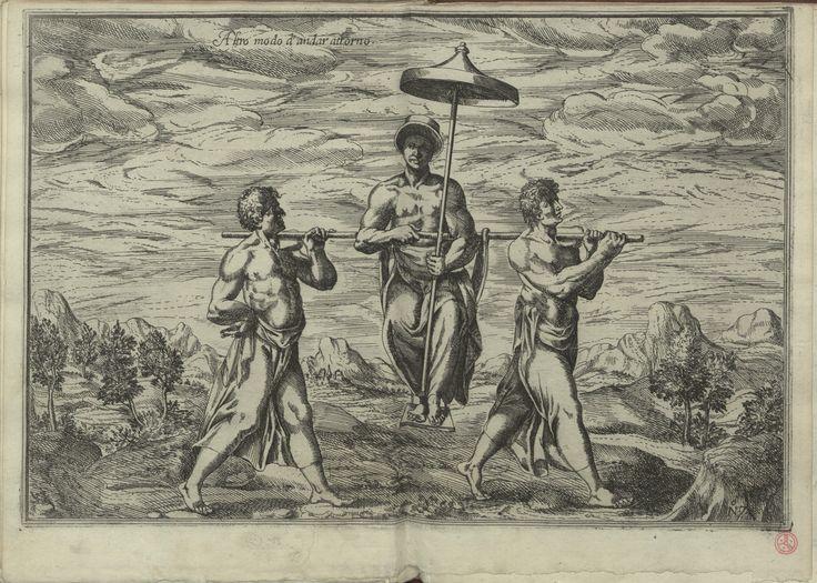 """Res. 3998 P. - 0008_new - Filippo Pigafetta (1533-1604) – """"Relatione del Reame di Congo et delle circonuicine contrade"""". In Roma : appresso Bartolomeo Grassi, 1591 BNP RES. 3998 P."""