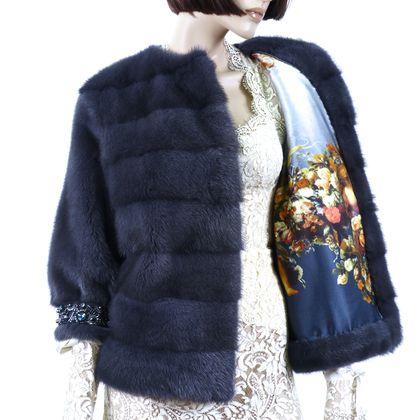 Норка Графит - серый,меха,мех,шубы,шуба,куртка из норки,меховая мода,мода 2013-14