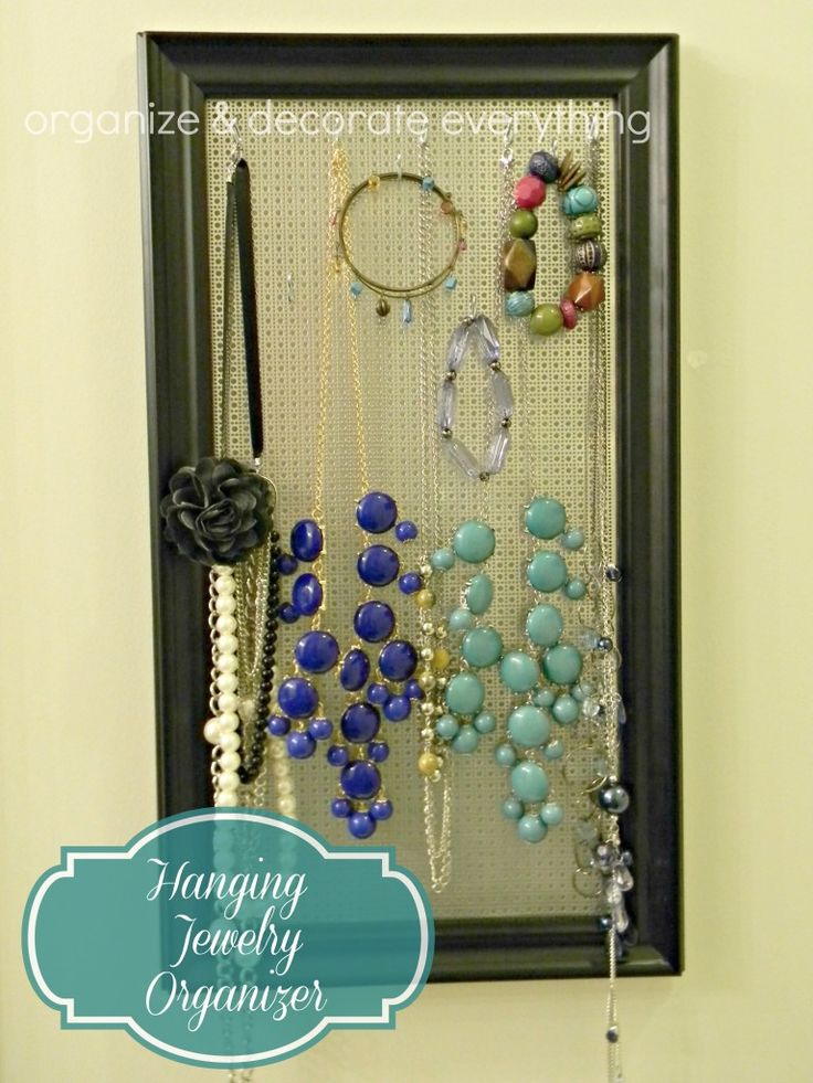 Best 20 Hang jewelry ideas on Pinterest Hanging jewelry