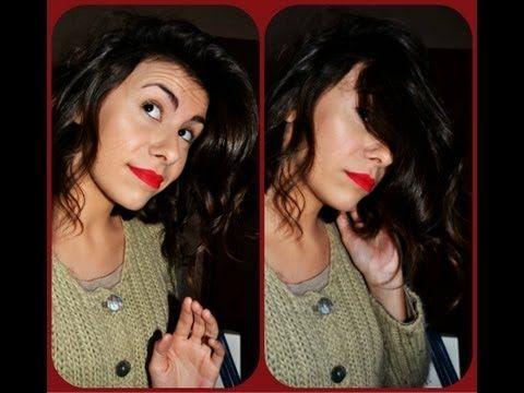 Hair Tutorial: Onde,senza nè piastra,nè fascia,nè altro=) TWIST!PER CAPELLI MEDIO-CORTI