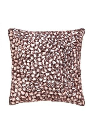 65% OFF Aviva Stanoff Jewel Pillow, Merlot