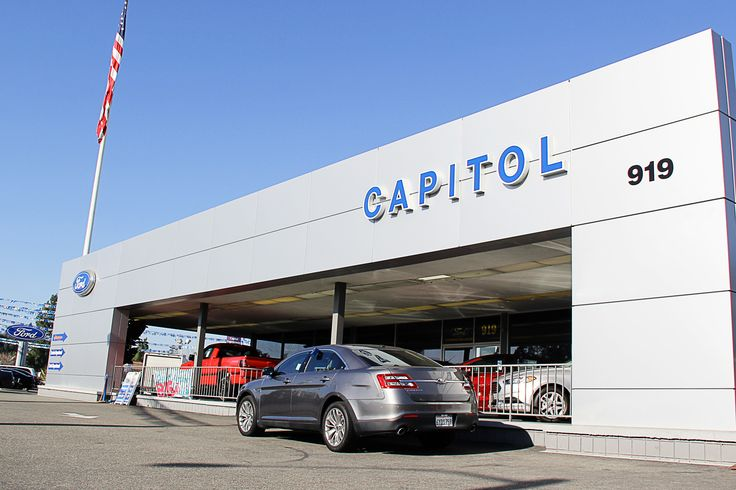#CapitolFord is now open!