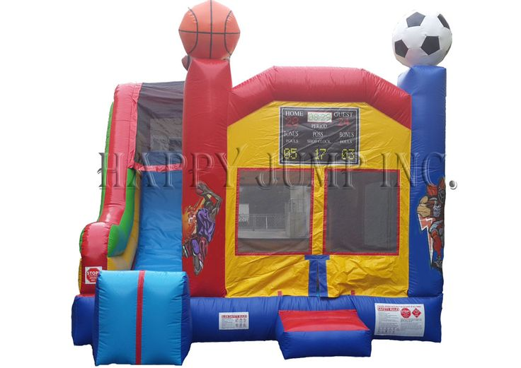 Inflatable Castle Rental Montreal