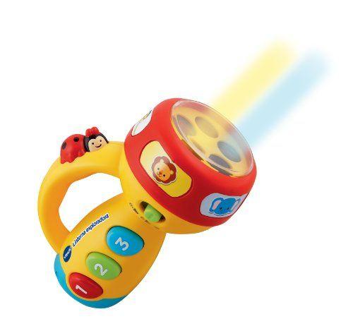Vtech Infantil - Linterna Exploradora 80-124022