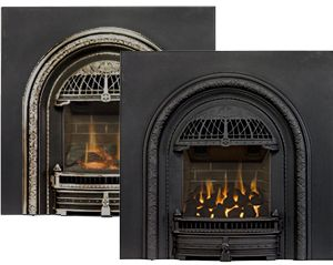 Find This Pin And More On Gas Fireplace Insert By Klb44.  Small Gas Fireplace Insert
