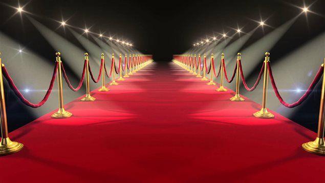 etourdissant tapis rouge fond de