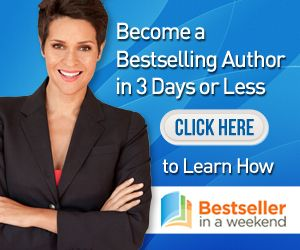 Writing a book is one of the BEST ways to market yourself and your service!