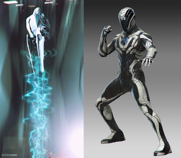 Exclusive: Cool Max Steel Concept Art By Kelton Cram