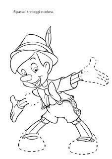 La maestra Linda : Pinocchio