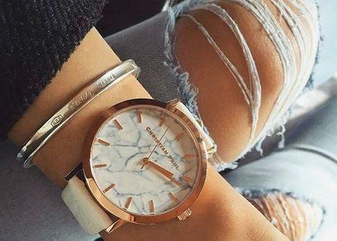 大理石風の文字盤など トレンド感のある時計ブランドChristian Paul(クリスチャン ポール)