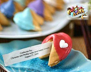 Customised Fortune Cookies