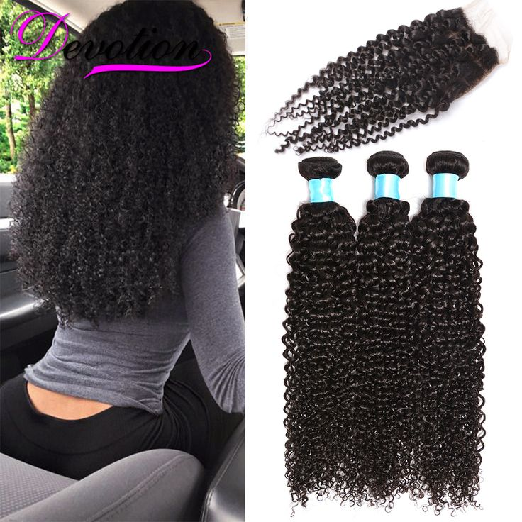 Find More Human Hair Weft with Closure Information about 7A Brazilian Virgin Hair With Closure 3 Bundles Rosa Hair Products Curly Hair With Closure Kinky Curly Virgin Hair With Closure,High Quality brazilian virgin hair with,China curly hair with closure Suppliers, Cheap virgin hair with closure from Devotion Hair Products Co., Ltd. on Aliexpress.com