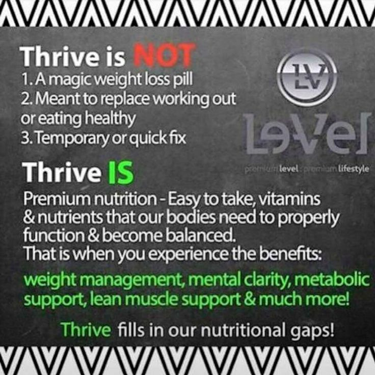What is Thrive?
