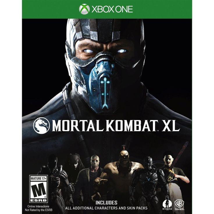 Take2 Mortal Kombat Xl XBX1