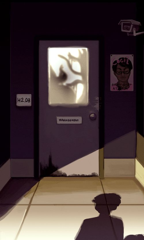 Welcome to Night Vale the Station Management GIF