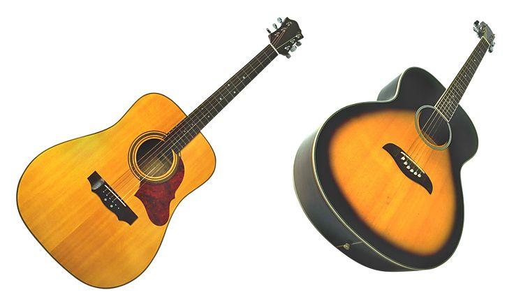 Guitar Acoustics transparent image