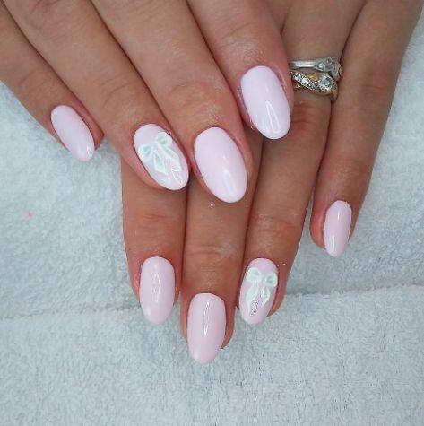 Ślubne paznokcie – manicure ślubny 2018