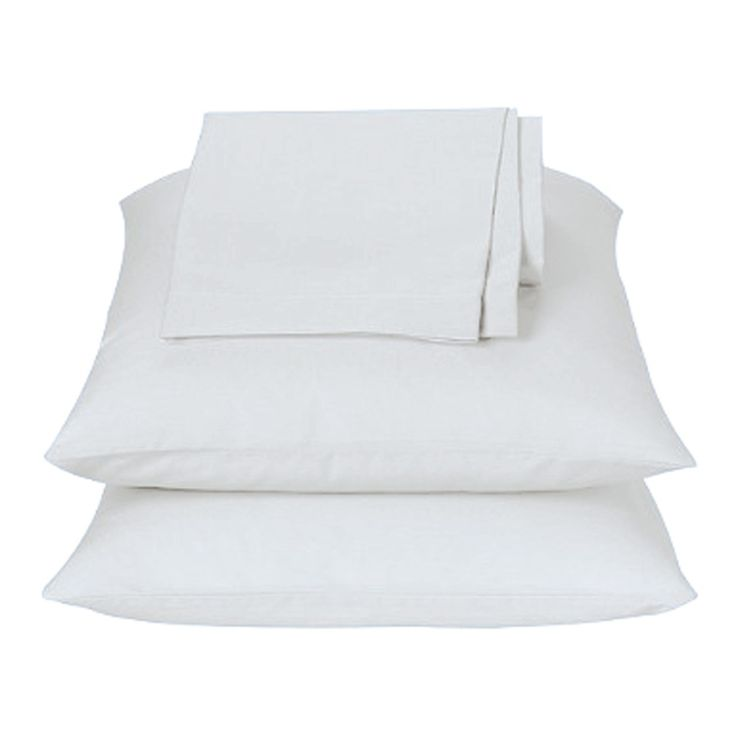 Kimlor White Waterbed Sheets Super | Bedplanet.com | Bedplanet