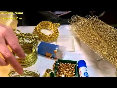 Букеты из конфет Ирины Цыбун Корабли - YouTube
