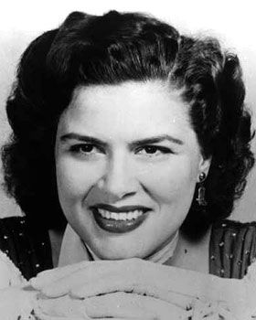 Patsy Cline died in a plane crash on March 5, 1963.