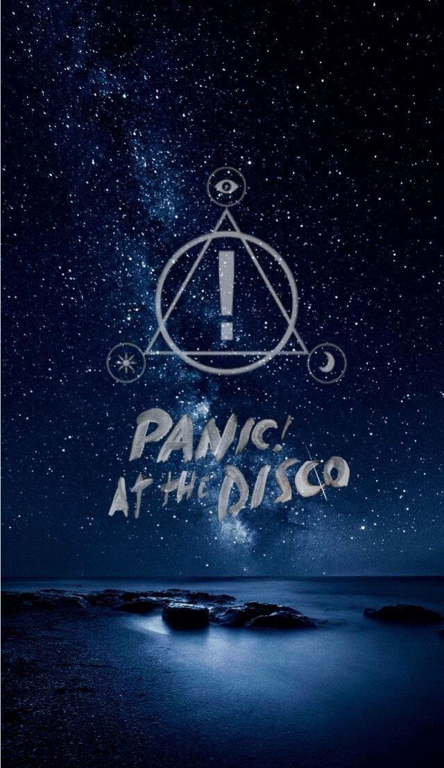 Pin By P Atd On P Atd Disco Emo Wallpaper Panic At The Disco