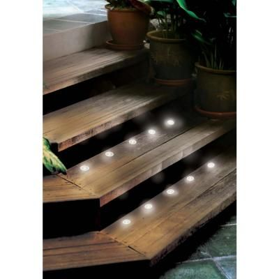 null 6 watt low voltage 10 light mini string for solar deck dock and path li. Black Bedroom Furniture Sets. Home Design Ideas