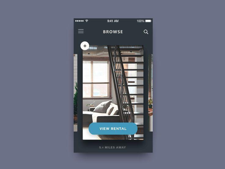 Rental Finder App by Katrina Kindness