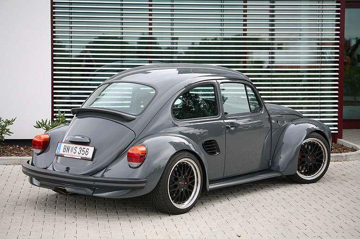 Bugster: conheça o Fusca com motor (e todo o resto) de Porsche Boxster! - FlatOut!