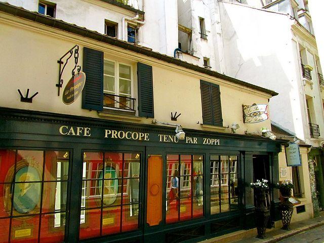 cafe la bastille paris