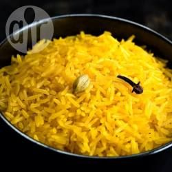 Recipe photo: Easy peasy pilau rice