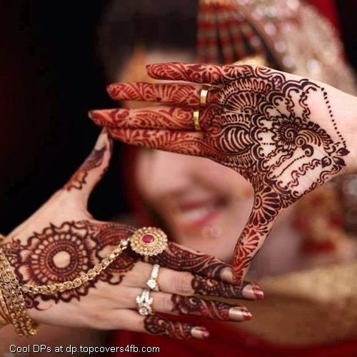 Mehndi Hands Dps : Best images about girls display picures on pinterest