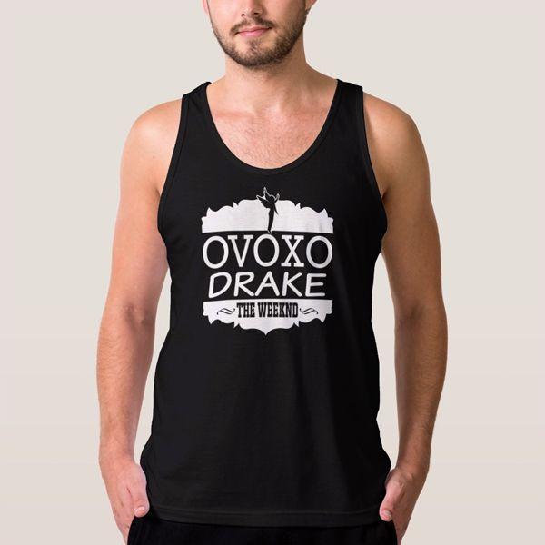 The Weeknd Earned It Wicked Games Ovo Xo Men Tank Top - T-Shirts, Tank Tops