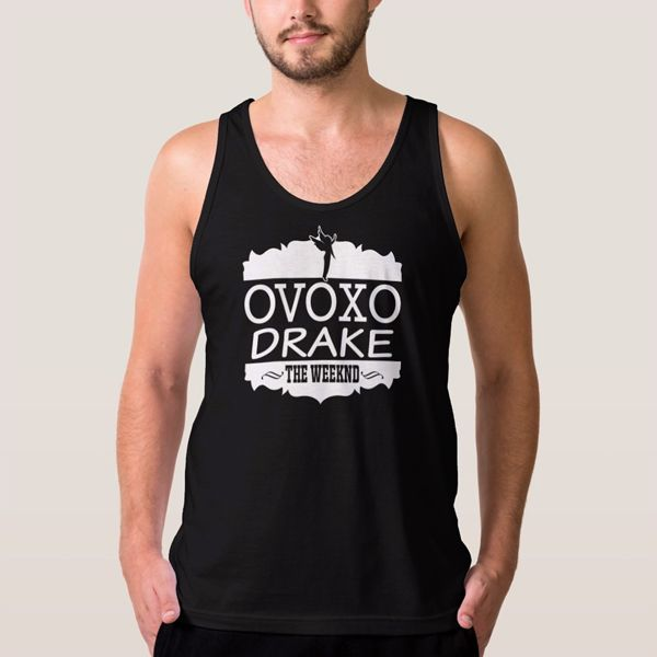 The Weeknd Earned It Wicked Games Ovo Xo Men Tank Top - T-Shirts, Tank Tops