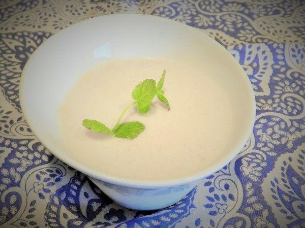 ピンクの桃スープ  by umi / レシピサイト「ナディア / Nadia」/プロの料理を無料で検索