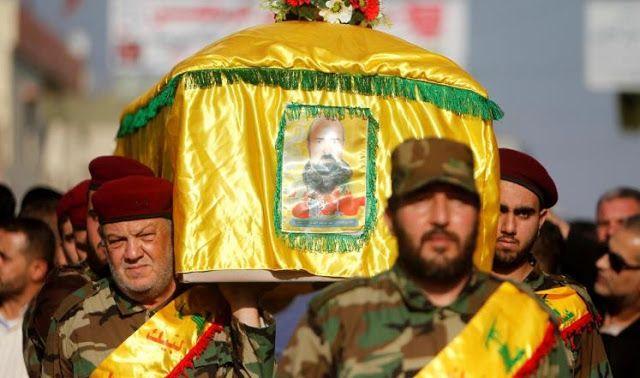 Lagi 15 Militan Syiah Hizbullah Meregang Nyawa di Aleppo  Ilustrasi [foto: Al-Jazeera]  Syiahindonesia.com - Setidaknya lima anggota Syiah Hizbullah Lebanon tewas pada Kamis (11/08) dalam pertempuran yang berkobar di Aleppo Suriah Utara lapor Al-Jazeera. Hizbullah Lebanon bertempur di barisan rezim Suriah menghadapi pejuang oposisi. Dengan demikian menurut sumber Al-Jazeera total anggota Hizbullah yang tewas di Aleppo dalam sepekan terakhir bertambah menjadi 15 militan. Para aktivis juga…