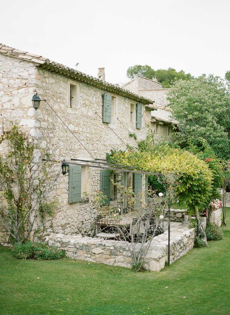 1000 ideas about provence wedding on pinterest paris - Couleur de maison ...