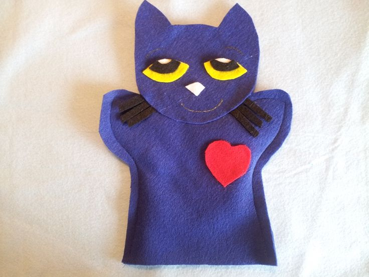 Pete The Cat Plush Toy