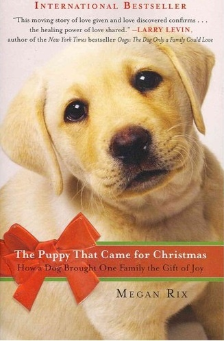 The Puppy That Came for Christmas by Megan Rix